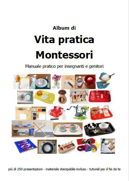 album Montessori di vita pratica